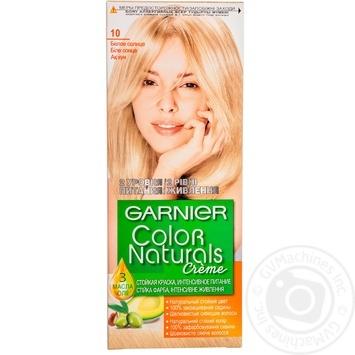 Фарба для волосся Garnier Color Naturals 10 Біле сонце