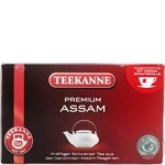 Black tea bags Teekanne Assam 20x1.75g Germany