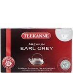 Чай Тикане Эрл Грей классический черный с бергамотом в пакетиках 20х2г Германия
