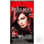 Фарба Brillance червона ніч для волосся Німеччина