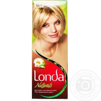Фарба для волосся Londa Trend Сolor Naturals 12/9 Водяна Лілія