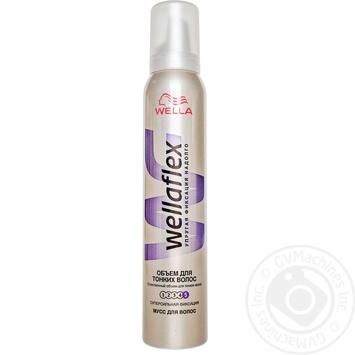 Wellaflex Hair Styling Volume Mousse
