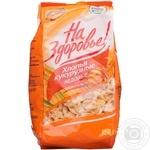 Flakes Na zdorovya wheat with chocolate 100g sachet Russia