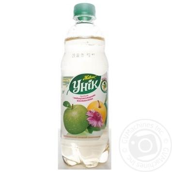 Напиток Оболонь Живчик Уник на фруктозе безалкогольный сокосодержащий сильногазированный пластиковая бутылка 500мл Украина