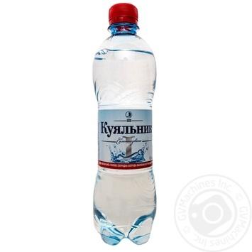 Вода Куяльник1 лечебн-столов хл.натр. насСО2 сил/г 0,5л