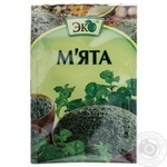 Spices mint Eko dry 6g packaged