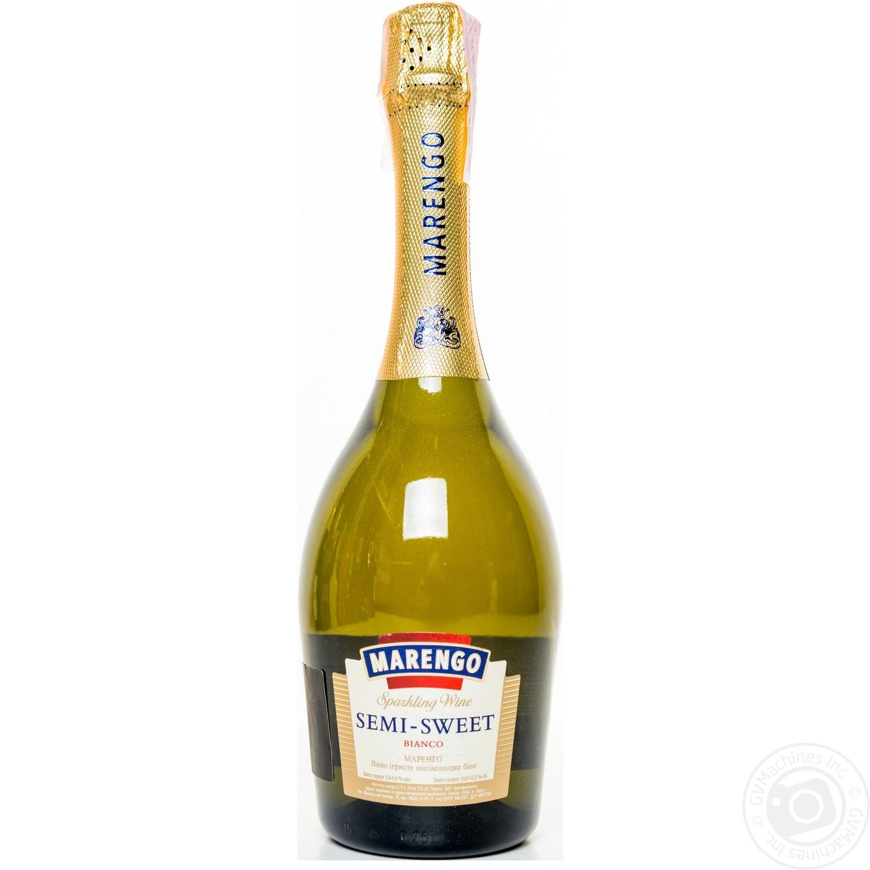 Игристые вина: шампанское полусладкое
