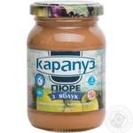 Пюре Карапуз из яблок с сахаром детское с 2 месяцев 200г