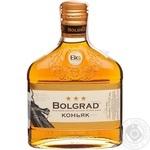 Коньяк Bolgrad 3* 40% 0,25л