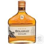 Коньяк Bolgrad 5* 40% 0,25л