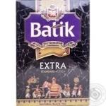 Чай Батік гранульований чорний 100г