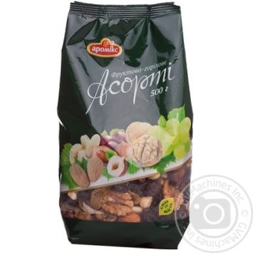 Ассорти Аромикс фруктово-ореховое 500г