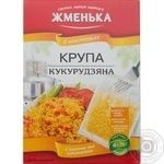 Крупа Жменька кукурузная в пакетиках 300г Украина