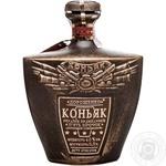 Коньяк Дорошенко 5 зівезд 40% 0.5л - купить, цены на Novus - фото 5