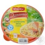 Макароны лапша Мивина с курицей и овощами 110г Украина