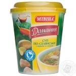 Суп Курячий Домашній Мівіна стакан 150г