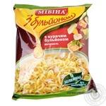 Макароны вермишель Мивина с куриным бульоном 70г Украина