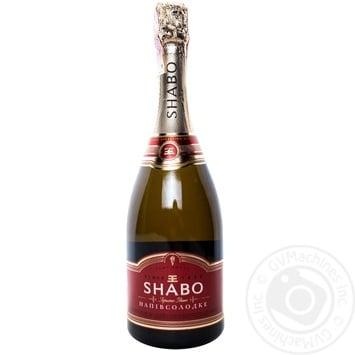 Вино игристое Shabo белое полусладкое 0,75л - купить, цены на Таврия В - фото 7