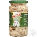 Mushrooms cup mushrooms Oscar canned 370g glass jar Poland