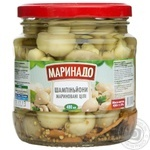 Marinado whole pickled champignons 450g