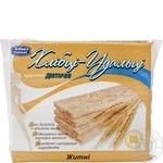 Хлебцы Хлебцы-Удальцы ржаные хрустящие диетические 100г