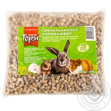 Litter Topsi for pets - buy, prices for Novus - image 1