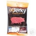 Свинина октоберфест вяленая Обджерки 50г Украина