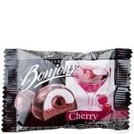 Десерт Конти Чери с целой вишней 29г