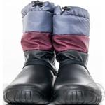 Взуття суцільнолите з ЕВА, чобітки утеплені ЕТБП-12 Shik