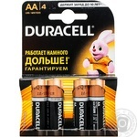 Батарейка зарядна Durasell Aa-4 008169