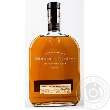 Виски Вудфорд Резерв 43% 0,7л