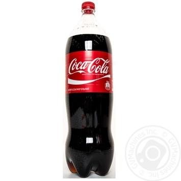 Напиток газированный Coca-Cola 2л
