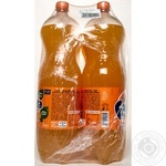 Fanta with orange juice 2l - buy, prices for Novus - image 4
