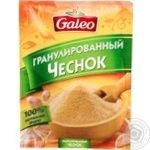Spices garlic Galeo granular 75g Poland