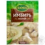 Імбир Каміс мелений 15г Україна