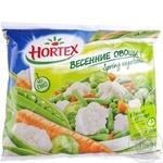 Весенние овощи Hortex замороженные 400г