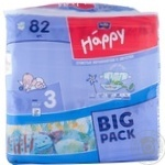 Bella Happy Midi 3 Baby Diapers