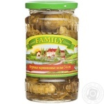 Univer Family Pickled Whole Cucumbers