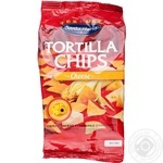 Chips Santa maria corn with taste of cheese 200g Sweden