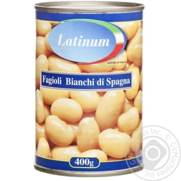 Vegetables kidney bean D'amico white canned 400g can