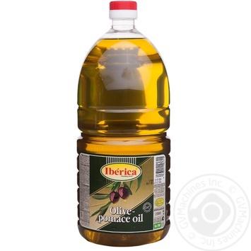 Олія Iberica оливкова рафінована 2л - купити, ціни на Novus - фото 1