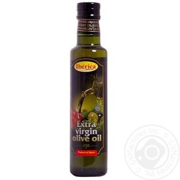 Масло Иберика оливковое нерафинированное экстра вирджин 250мл