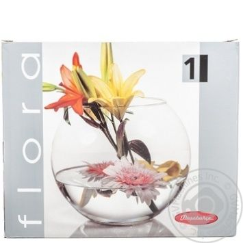 Ваза Pasabahce Flora 45078 d245мм