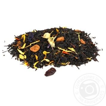 Суміш чаю загадка сходу композиція на основі чорного чаю Чайні Шедеври ваг