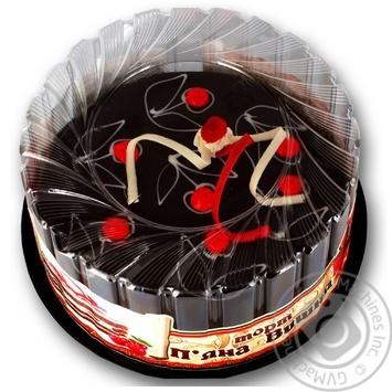 Торт Rozalini Пьяная вишня 900г