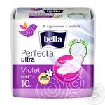 Прокладки гігієнічні Bella Perfecta Violet Deo Fresh 10шт