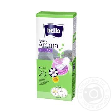 Прокладки щоденні Bella Panty Aroma Relax 20шт