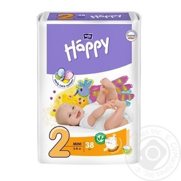 Bella Happy Mini Baby Diapers