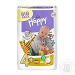 Підгузники Bella Happy Maxi Plux 62шт