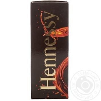 Коньяк Hennessy V.S.O.P. 40% 350мл картонна упаковка - купити, ціни на Novus - фото 1